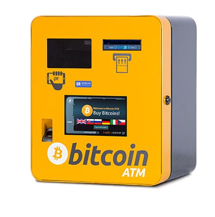 Image result for Bitcoin ATM png