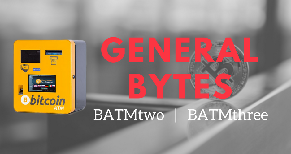 How to use General Bytes Bitcoin ATM. The General Bytes brand comes in two popular models, the BAMtwo and BAMthree.