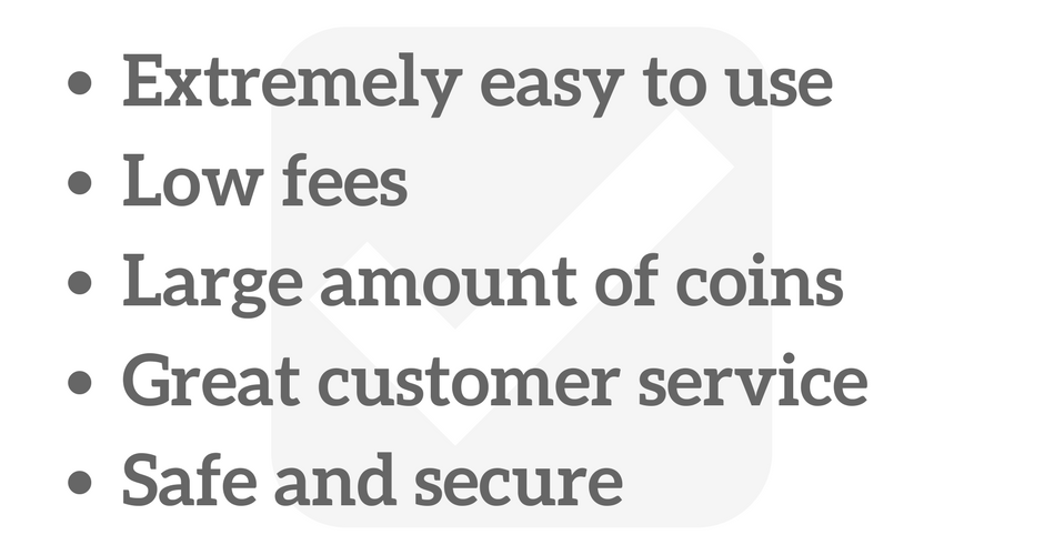 Some of CoinSpot's best features are that it is extremely easy to sign up and use, there are low fees for buying, selling and trading, there are a large amount of altcoins and cryptocurrecies available to purchase with Australian dollars. CoinSpot has great customer service and is a safe and secure crypto exchange.