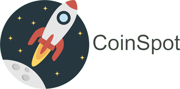 CoinSpot cryptocurrency exchange logo.