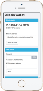 CoinSpot app on iPhone. The CoinSpot website is fully mobile responsive, which allows to purchase altcoins and cryptocurrencies on the go.