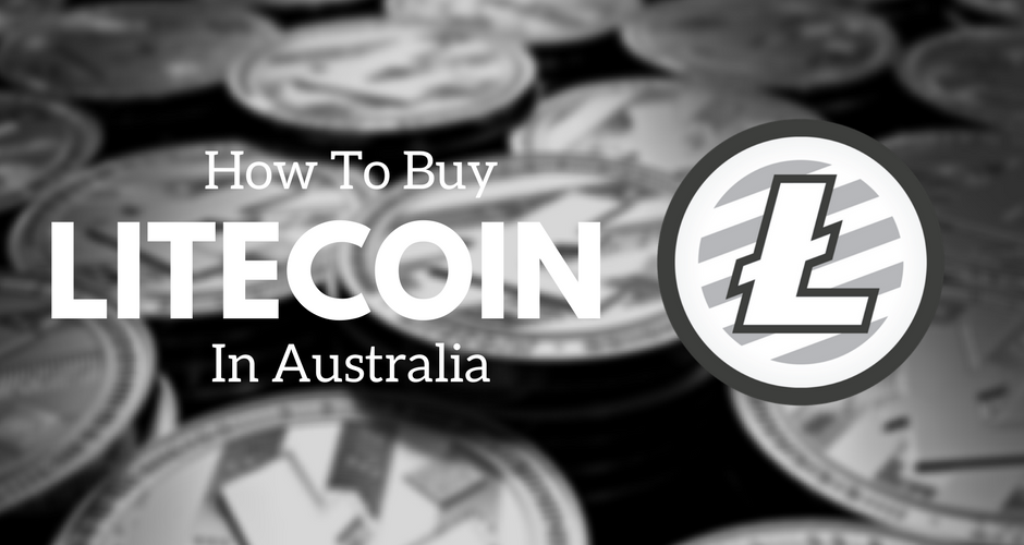 How to buy Litecoin in Australia using CoinSpot.