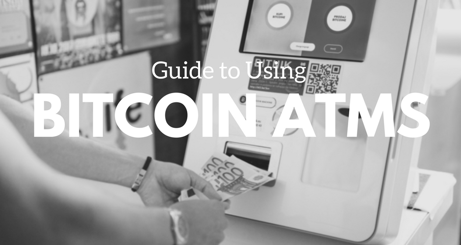 How to use Bitcoin ATM. Using Bitcoin ATMs can be confusing if you have never done it before. In our step by step guide we will show you how to buy and sell Bitcoin (BTC) from three popular ATM brands: General Bytes, Lamassu and Genesis Coin.