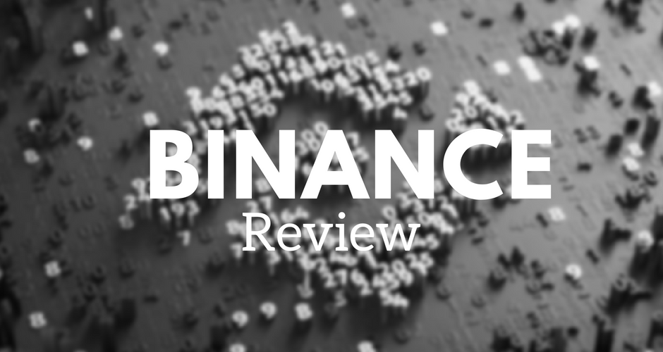 Review of Binance cryptocurrency exchange.