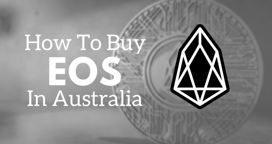 How to buy EOS in Australia using CoinSpot.