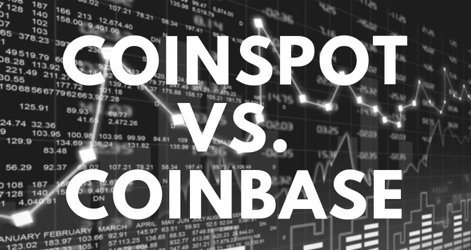 Coinspot vs Coinbase